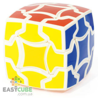 Yuxin Gear Pillow Cube 3х3 - купить нестандартный кубик Рубика - easycube.com.ua