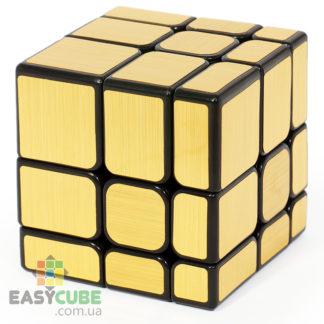 MoYu Mirror S 3х3 (золотой) - купить зеркальный кубик в Украине - easycube.com.ua