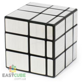 QiYi Mirror Cube 3х3 (серебряный) - купить зеркальный кубик в Украине - easycube.com.ua