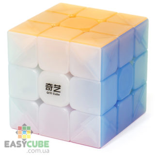 QiYi Warrior W Jelly - купить кубик Рубика 3х3 в Украине - easycube.com.ua