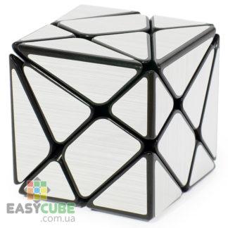 YongJun Axis Cube (серебряный) - купить кубик изменяющий форму - easycube.com.ua