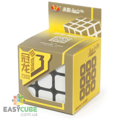 Коробка YongJun Guanlong V3 2018 - купить кубик Рубика 3х3 в Украине
