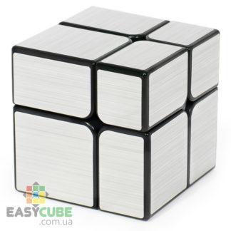 YongJun Mirror 2x2 (серебряный) - купить зеркальный кубик в Украине - easycube.com.ua