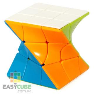 FanXin Twisty Cube - купить кубик Рубика 3х3 закрученной формы в Украине - easycube.com.ua