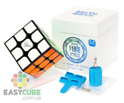 Коробка Moyu Guoguan Yuexiao Pro - купить профессиональный магнитный кубик Рубика 3х3 в Украине