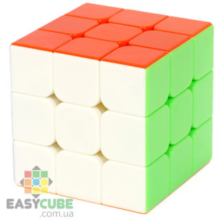 Moyu Jiaoshi MF3 S - купить недорогой кубик Рубика 3х3 без наклеек в Украине - easycube.com.ua