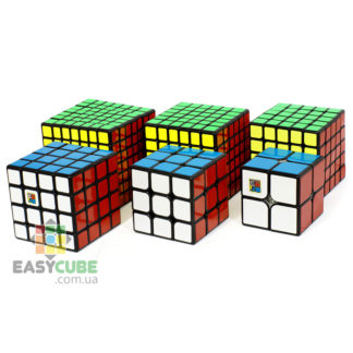 Купить набор кубиков Рубика MoYu MF (от 2х2 до 7х7) в Украине