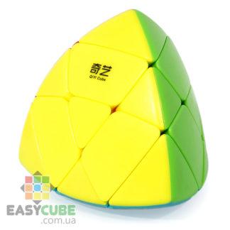 Qiyi Mastermorphix - купить головоломку-пирамиду скругленной формы в Украине - easycube.com.ua