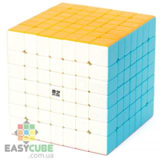 Qiyi QiXing S 7x7 - купить кубик Рубика 7х7 с цветным пластиком в Украине - easycube.com.ua