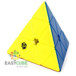 Qiyi X-man Magnet Pyramid Bell - купить магнитная пирамидка (головоломка) - easycube.com.ua