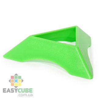 Купить подставку для кубика Рубика от 2х2, 3х3 до 7х7 (зеленый цвет) в Украине