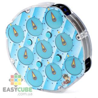Купить Wilscoil Cubo Magico Clock (часы) - головоломка Рубикс клок - недорого в Украине
