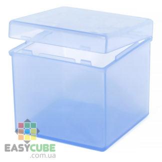 Купить коробку для хранения / бокс (синий цвет) для кубика Рубика 2х2 или 3х3 в Украине