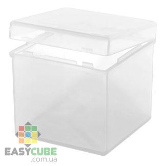 Купить коробку для хранения / бокс (прозрачный) для кубика Рубика 2х2 или 3х3 в Украине