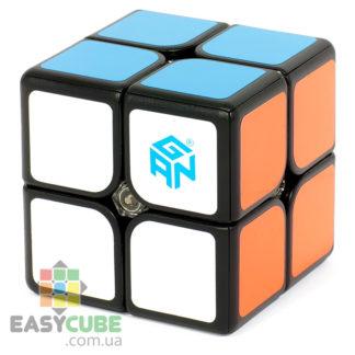 Купить Gan 249 v2 M (с наклейками) - магнитный кубик Рубика 2х2 в Украине