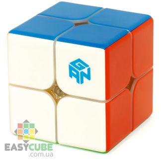 Gan 249 v2 M - купить топовый магнитный кубик Рубика 2х2 в Украине (скоростной) - easycube.com.ua