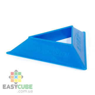 Купить подставку Moyu для кубика Рубика от 2х2, 3х3 до 6х6 (синий цвет) в Украине