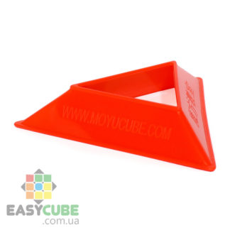 Купить подставку Moyu для кубика Рубика от 2х2, 3х3 до 6х6, 7x7 (красный цвет) в Украине
