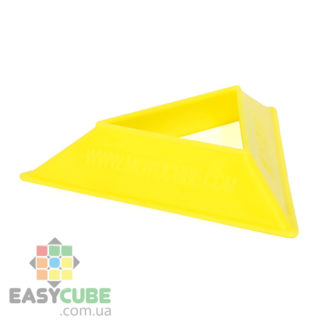 Купить подставку Moyu для кубика Рубика от 2х2, 3х3 до 6х6, 7x7 (желтый цвет) в Украине