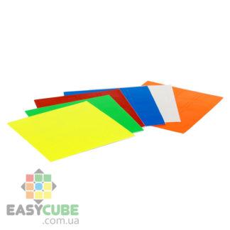 Купить наклейки для кубика Рубика 4х4 в Украине - недорого