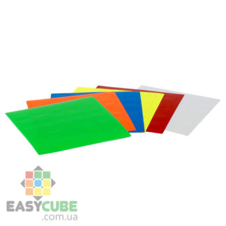 Купить наклейки для кубика Рубика 5х5 в Украине - недорого