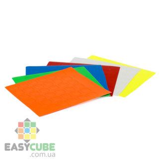 Купить набор наклеек для кубика Рубика 6х6 в Украине - недорого