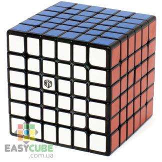 Qiyi X-man Shadow 6x6 - купить скоростной кубик Рубика 6х6 в Украине - easycube.com.ua
