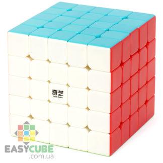 Qiyi QiZheng S 5x5 - купить кубик Рубика 5х5 с цветным пластиком в Украине - easycube.com.ua