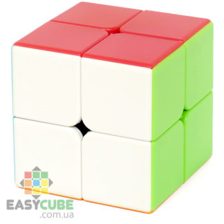 Shengshou Tank 2x2 - купить глянцевый цветной кубик Рубика 2х2 в Украине - easycube.com.ua