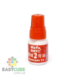Moyu v2 5 мл - купить оригинальную силиконовую смазку для кубиков и головоломок в Украине - easycube.com.ua