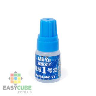 Moyu v1 5 мл - купить качественную силиконовую смазку для кубиков и головоломок в Украине - easycube.com.ua