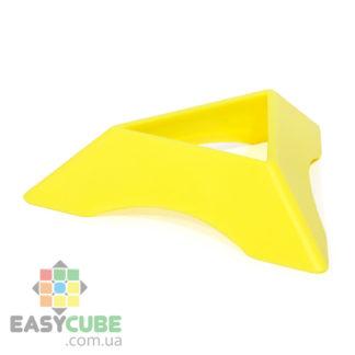 Купить подставку для кубика Рубика от 2х2, 3х3 до 7х7 (желтый цвет) в Украине