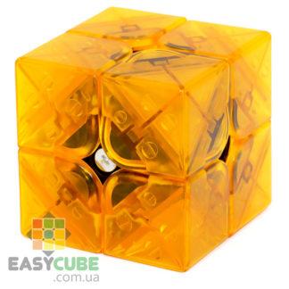 YongJun MGC 2x2 M Limited - купить магнитный кубик Рубика 2х2 с прозрачным пластиком в Украине - easycube.com.ua