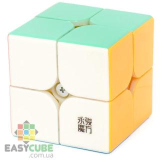 YongJun Yupo M 2x2 - купить недорогой магнитный кубик Рубика 2х2 в Украине - easycube.com.ua