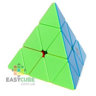 Купить Moyu Pyraminx Classic - пирамидка-головоломка Рубика без наклеек в Украине