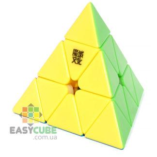 Купить Moyu Pyraminx Magnetic - магнитная пирамидка Рубика без наклеек в Украине