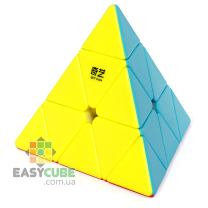 Купить Qiyi Mofangge QiMing - пирамидка Рубика с цветным пластиком в Украине