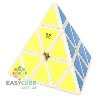 Купить Qiyi Mofangge QiMing (белый пластик) - пирамидка-головоломка в Украине