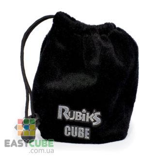 Купить мешочек-сумку Rubiks Cube для кубика Рубика 2x2 и 3x3 (черный цвет) в Украине