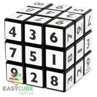 """Купить YongJun Sudocu 3x3 - интеллектуальный кубик Рубика 3х3 в стиле """"Судоку"""" в Украине"""