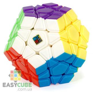 Купить Moyu Jiaoshi Megaminx - дешевый цветной мегаминкс 3х3 в Украине