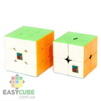 Купить набор кубиков Рубика MoYu MF (2х2 и 3х3) в Украине