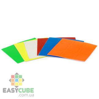 Купить наклейки ShengShou для кубика Рубика 3х3 в Украине - низкая цена