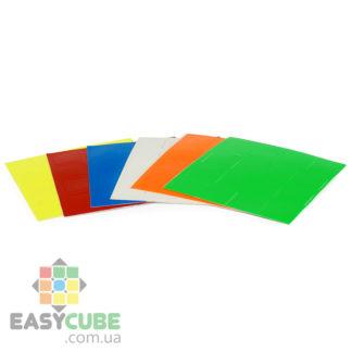 Купить наклейки ShengShou для кубика Рубика 4х4 в Украине - недорого