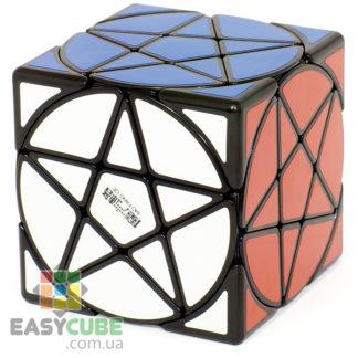 Купить Qiyi Mofangge Pentacle - нестандартая головоломка с вращающимся кругом
