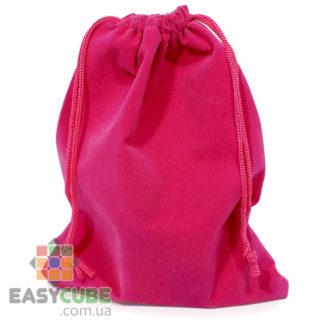 Купить мешочек YongJun для кубика Рубика от 2х2, 3х3 до 7х7 (розовый цвет) в Украине