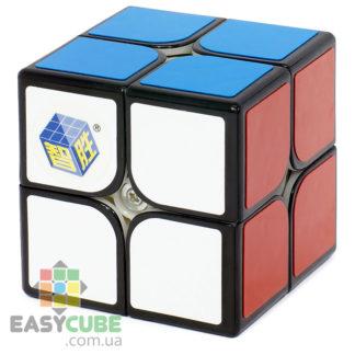 Купить Yuxin Little Magic 2x2 - дешевый и надежный кубик Рубика 2х2 с наклейками в Украине