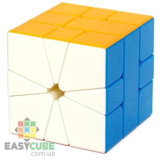 Купить Yuxin Square-1 Magnetic - недорогой магнитный скьюб с цветным пластиком в Украине