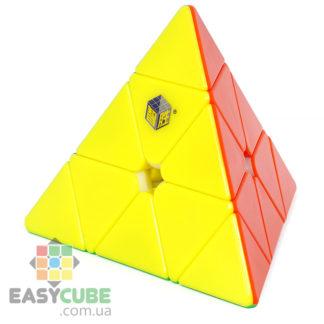 Купить Yuxin Pyraminx - недорогая и качественная пирамида Рубика (цветной пластик) в Украине