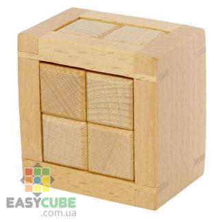 Купить Блок-ящик (деревянная головоломка) в Украине - Низкие цены и доставка